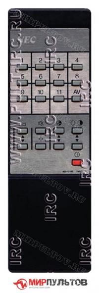 Пульт NEC RD-1219E