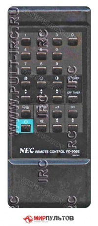 Пульт NEC RD-305E