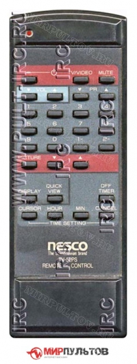 Пульт NESCO TV-52PS