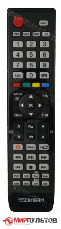 Пульт OKEAN (ОКЕАН) FHD-32H37001, FHD-39H37002
