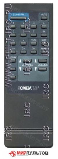 Пульт OMEGA TV-01