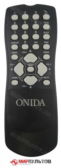 Пульт ONIDA RC1112510/58, 3139 238 04651