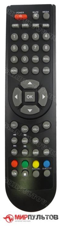 Пульт ORION RC-01, OTV19R1, OTV24R1, OTV26R1