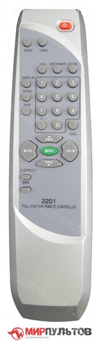 Пульт  POLAR RC-2201