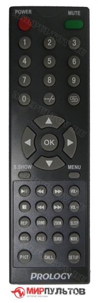 Пульт PROLOGY HDTV-705XSC, HDTV-810XSC