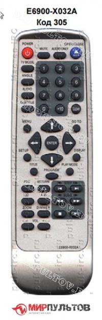 Пульт ROLSEN E6900-X032A