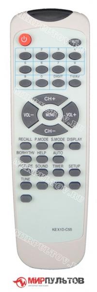 Пульт SITRONICS KEX1D-C55, KEX1D-C68, KEX1D-C69