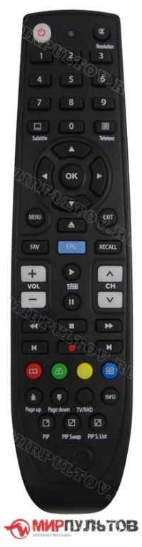 Пульт OPENBOX S4 HD PVR