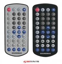Пульт SOUNDMAX SM-CMMD6511G, SM-CMD5001, SM-CMMD7000