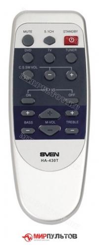 Пульт SVEN HA-430T