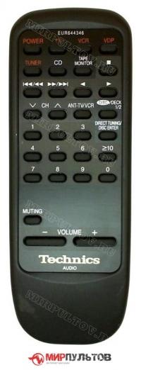 Пульт TECHNICS EUR644346