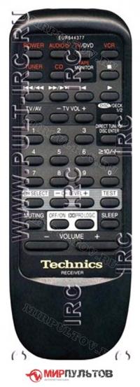 Пульт TECHNICS EUR644377