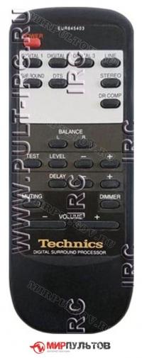 Пульт TECHNICS EUR645403