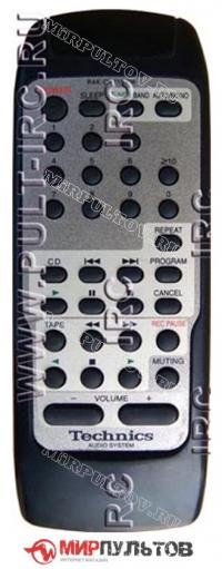 Пульт TECHNICS RAK-CH215WH
