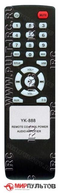 Пульт TEMEISHENG YK-888