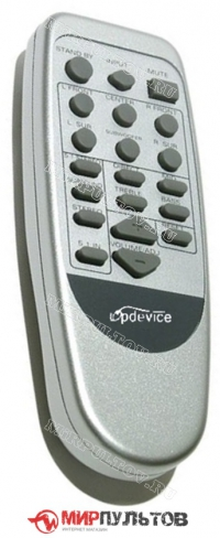Пульт TopDevice TDE-465, TDE-470