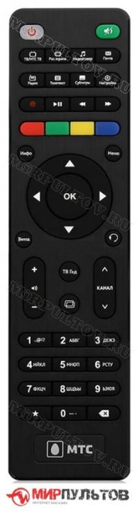 Пульт AVIT S2-3900 МТС ТВ