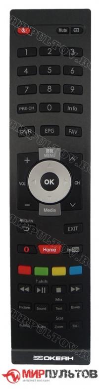 Пульт OKEAN (ОКЕАН) FHD-42H39001, FHD-55H39002
