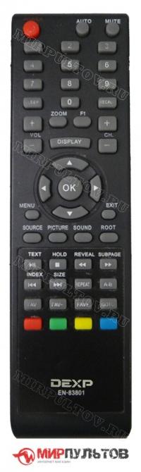 Пульт DEXP 32A3300, EN-83801